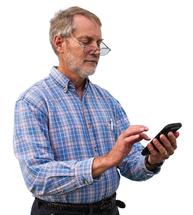 Your Dad has a smartphone. Is your website ready?