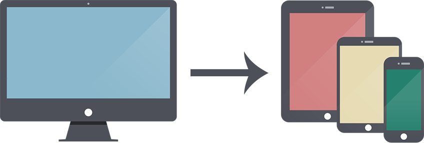 how to make an existing website responsive