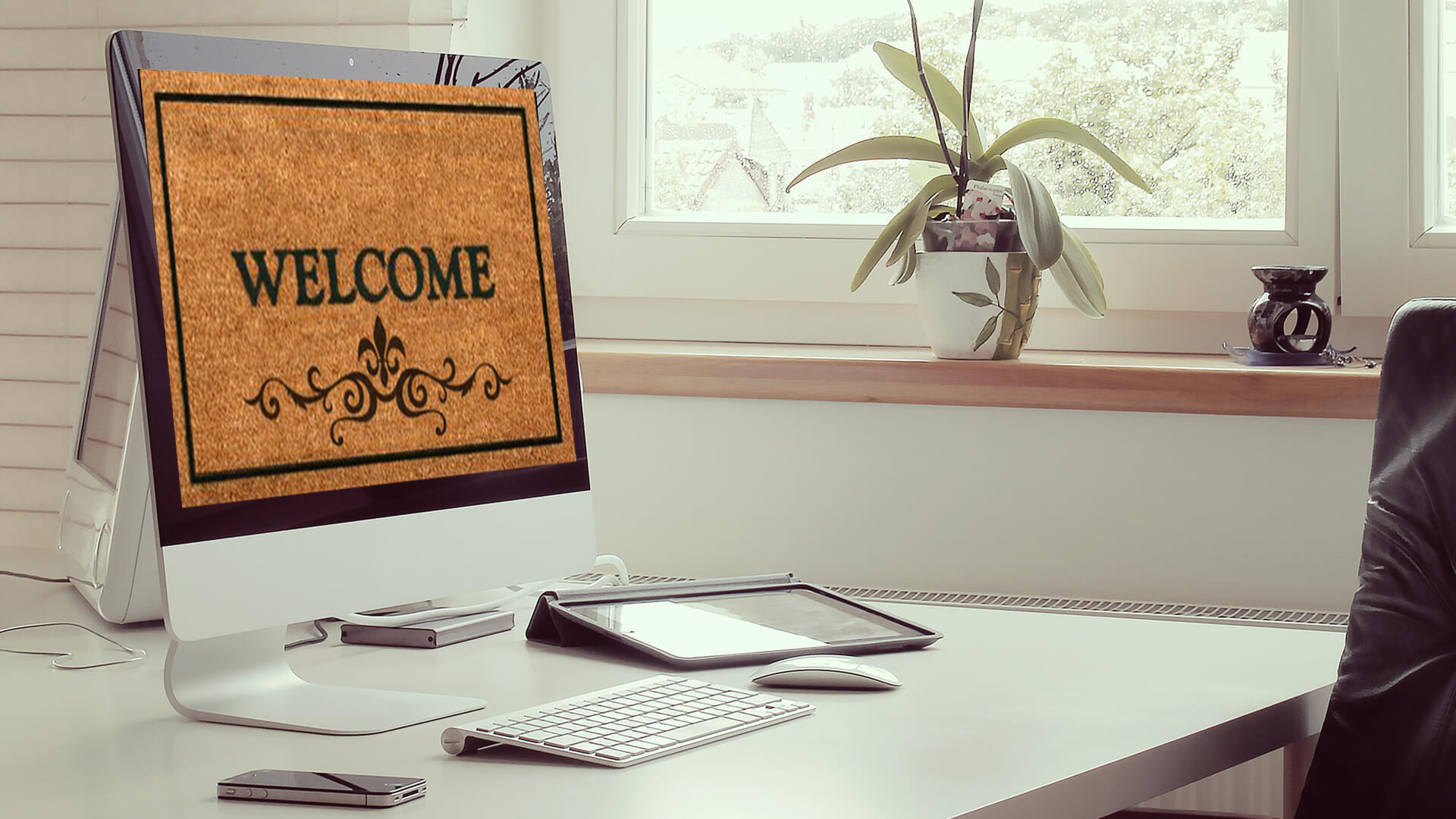 Your website is your business's online welcome mat.