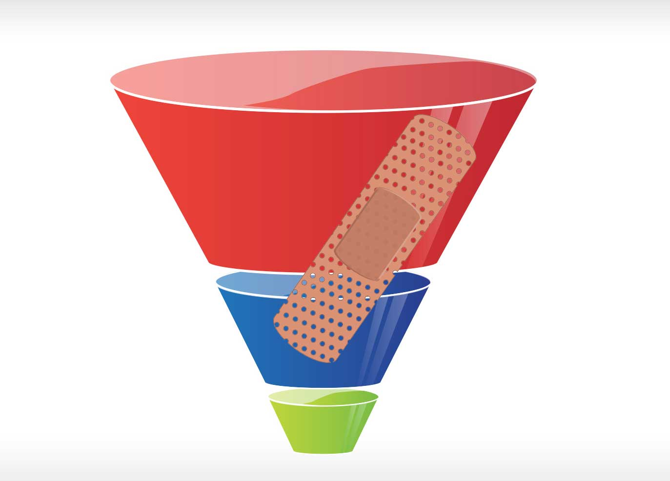 Bandaid Funnel