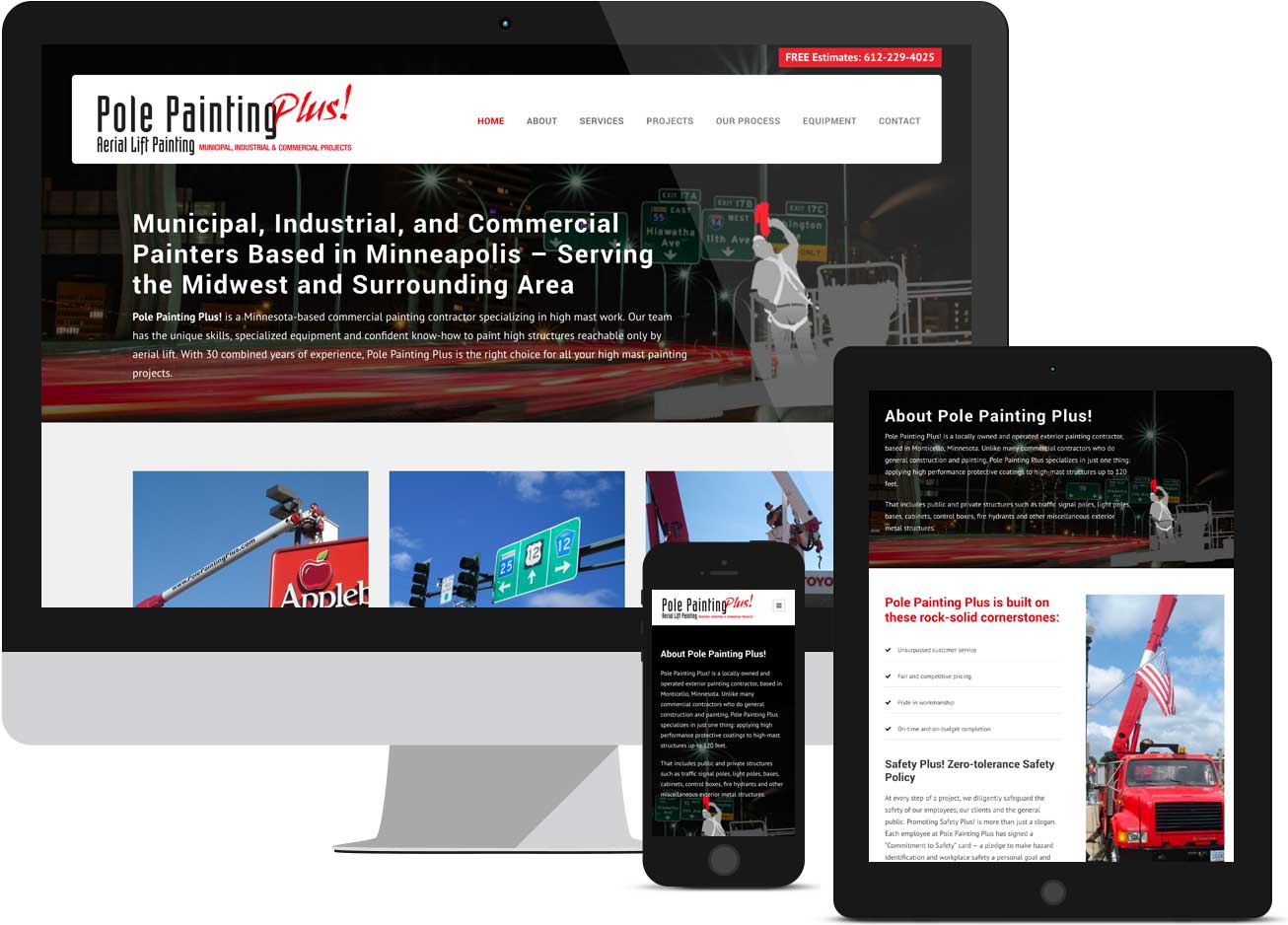 Iceberg Web Design | Minneapolis Website Development