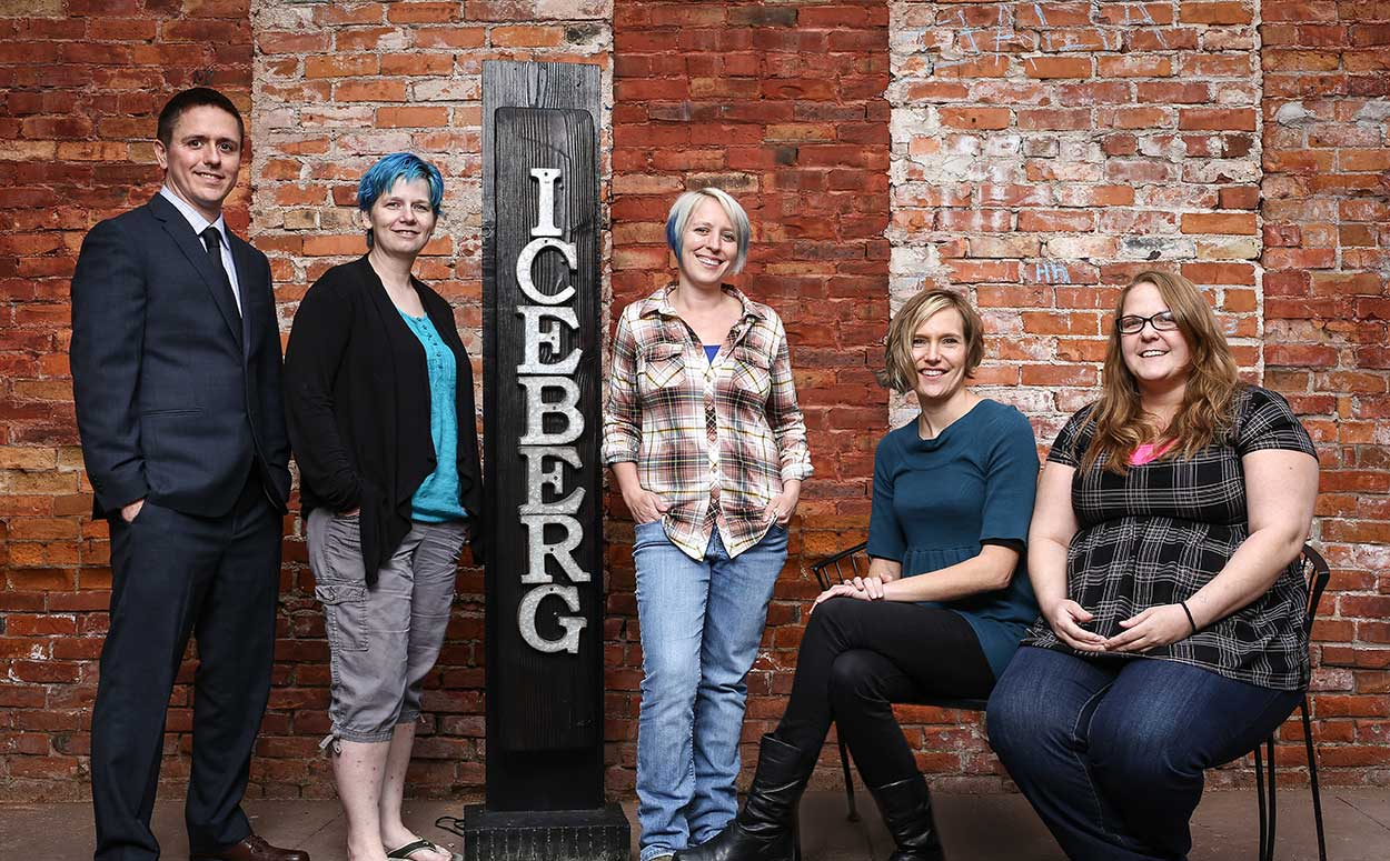Iceberg Web Design | Minneapolis Website Development