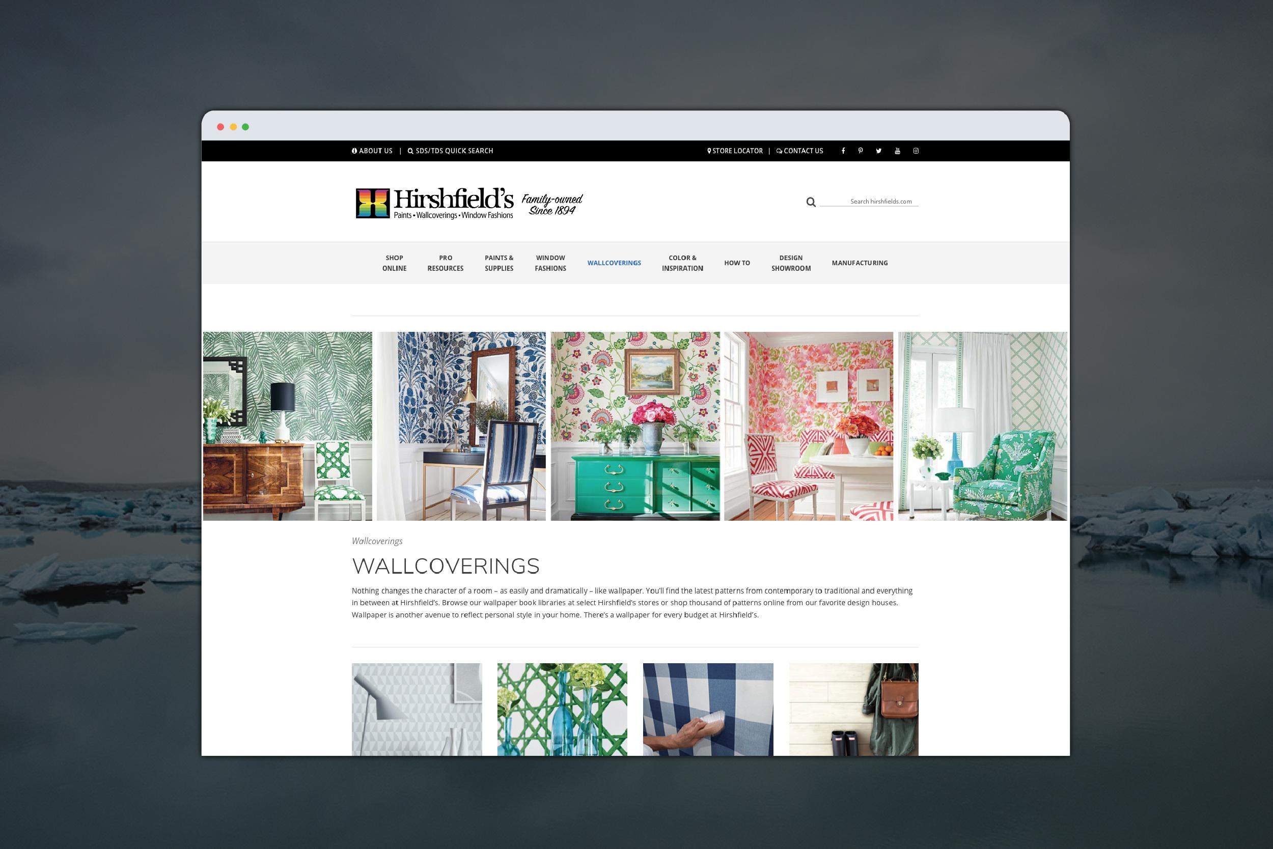 Custom, Responsive Design | Iceberg Web Design