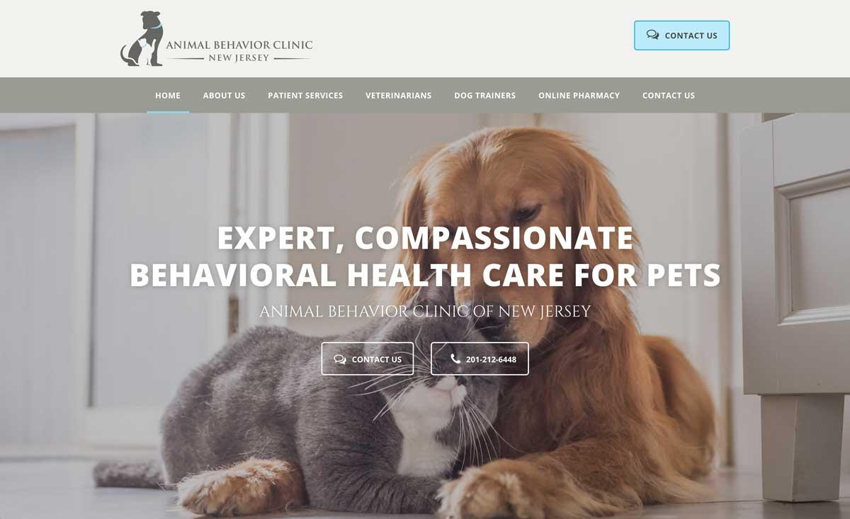 Animal Behavior Clinic Website