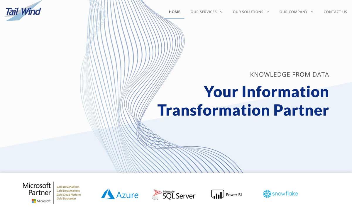 Tailwind Website