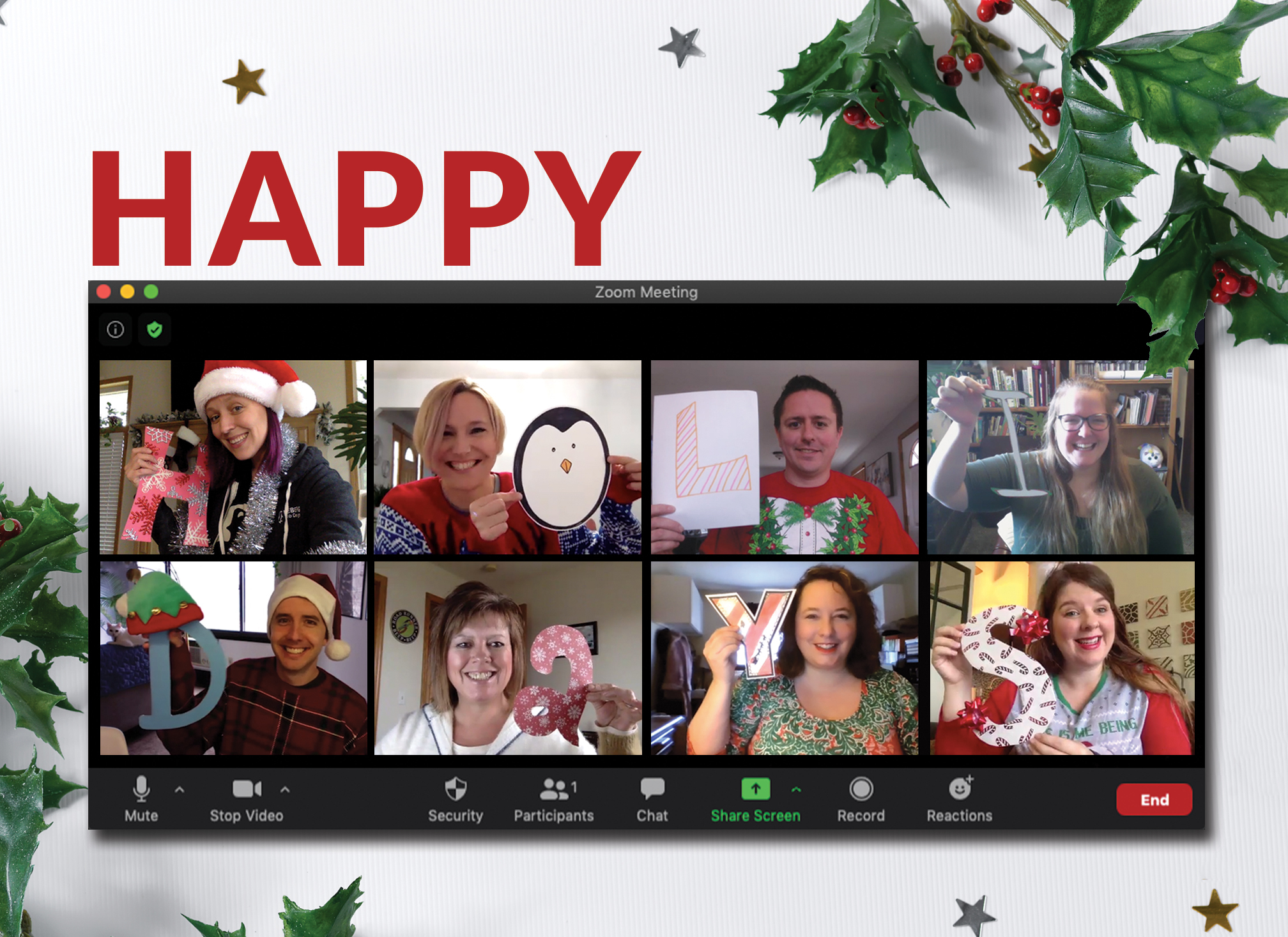 Happy Holidays from Iceberg Web Design