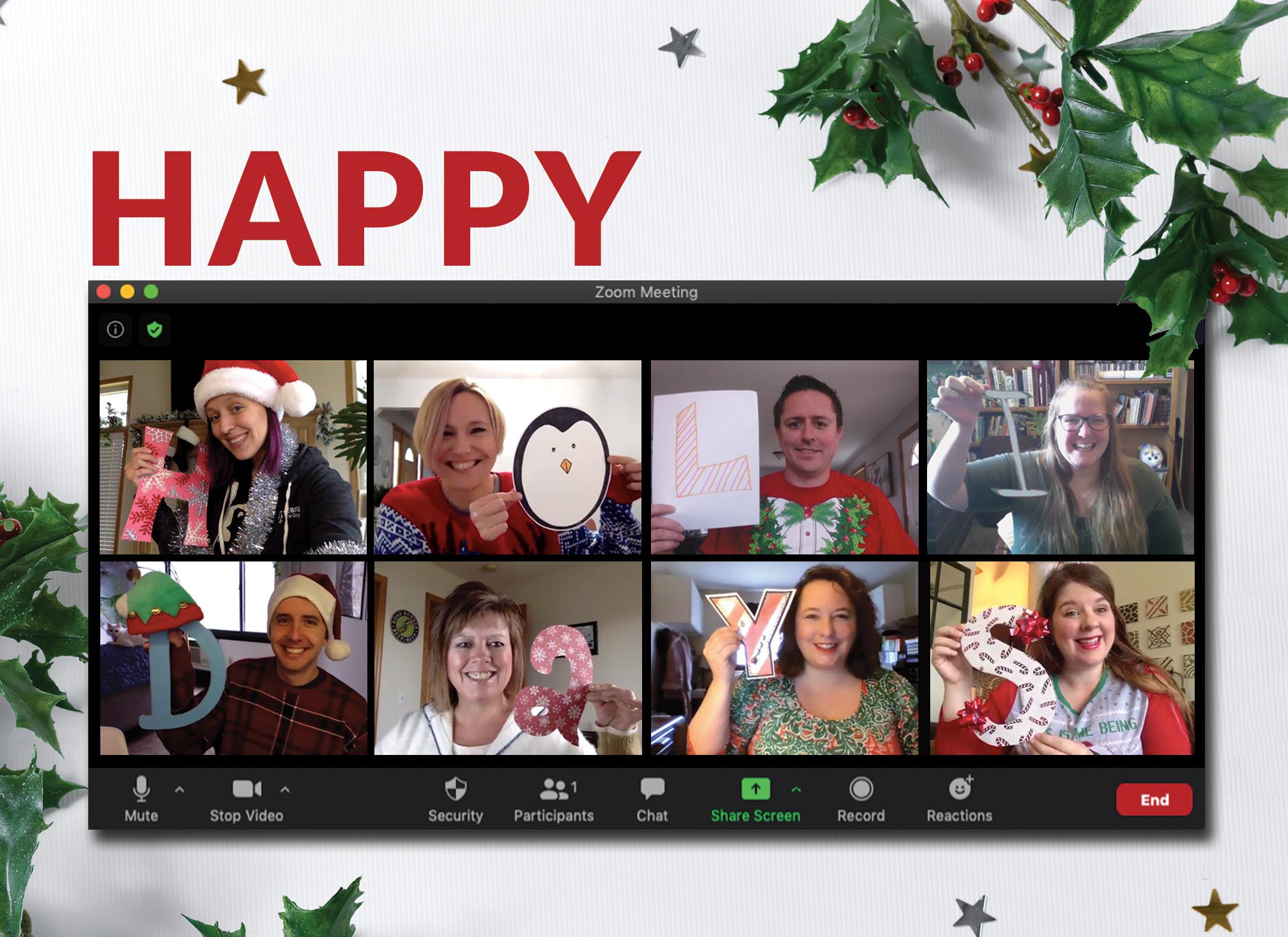 Happy Holidays from Iceberg Web Design