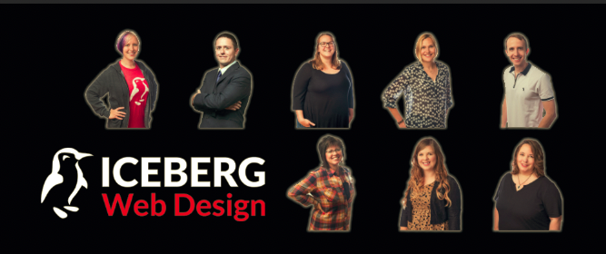 Iceberg Web Design Team MN