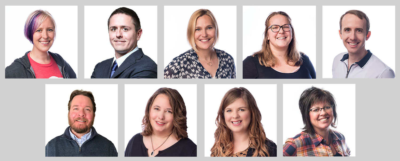 The Iceberg Web Design Team in 2021
